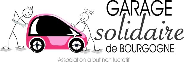 GARAGE SOLIDAIRE logo horiz